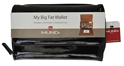 mundi-womens-my-big-fat-clutch-wallet-w-calculator-soft-black-patent