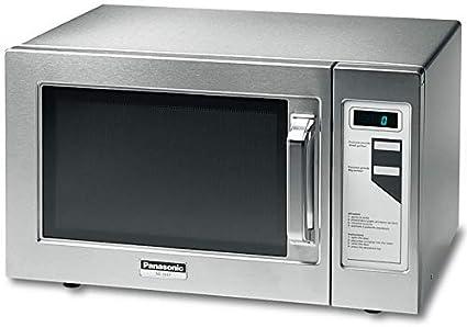 Horno microondas digital Panasonic NE 1037 S Self Watt IEC 1000 ...