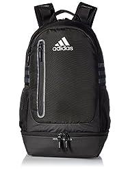 adidas Unisex Pivot Team Backpack, Black, One Size