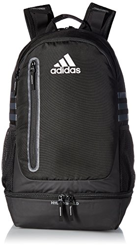 adidas Unisex Pivot Team Backpack, Black, One Size