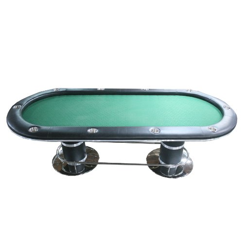 Clean poker table