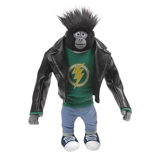 GUND Sing Johnny Gorilla Stuffed Animal