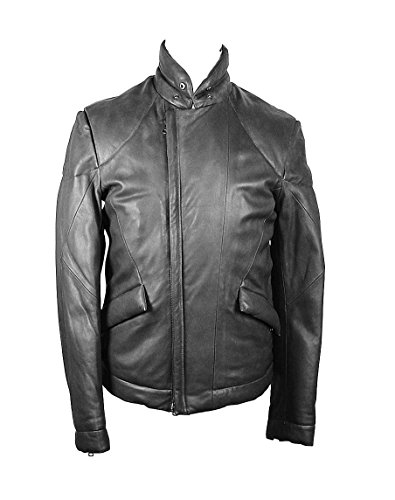 Armani Exchange Jacket Real Lamb Leather Size M Brand New with Tags Retail - Exchange Armani Price