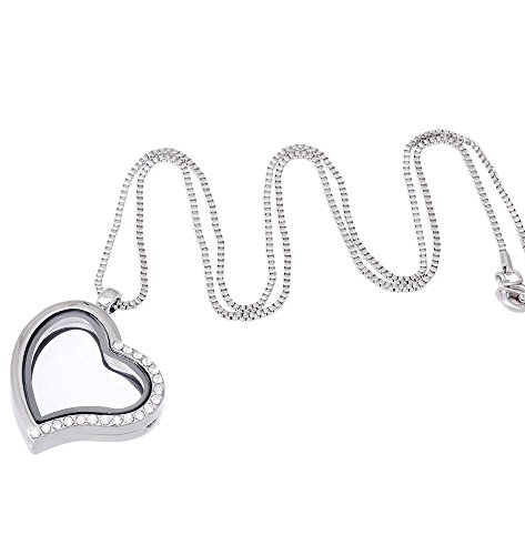 Miraclekoo Living Memory Necklace Floating product image
