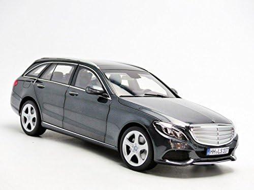 Gris M/étal Norev 183475 2014-1//18 Mercedes-Benz C Klasse Break