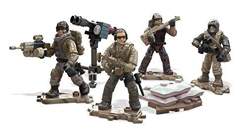 Mega Construx Call Of Duty Desert Air Defenders