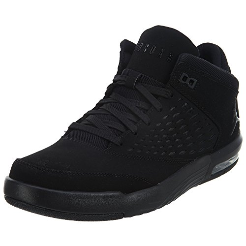 JORDAN Mens Flight Origin 4 Black Black Size 9.5 by Jordan