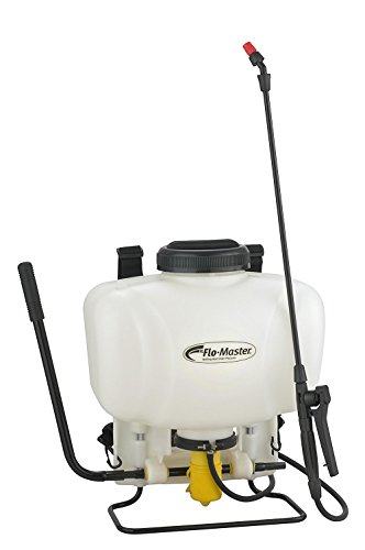RL Flo-Master 414WM Heavy Duty Backpack Sprayer, 4-Gallon