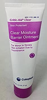Critic-Aid Clear Moisture Barrier Ointment 2.5 Oz (3 Pack)