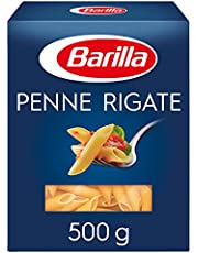 Barilla Pasta Penne Rigate, 500g