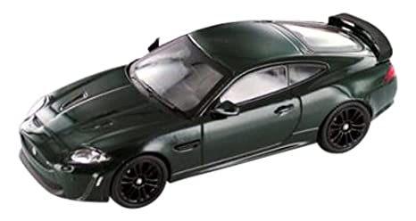 Amazon Com Ixo Jaguar Xkr S 2010 Diecast Model Car Toys Games