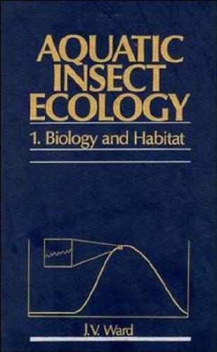 Biology and Habitat, Part I, Aquatic Insect (Aquatics Parts)