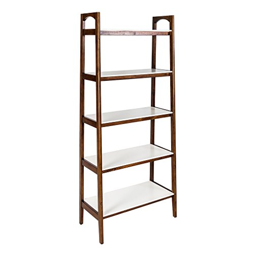 - Madison Park MP138-0128 Solid Bookcase