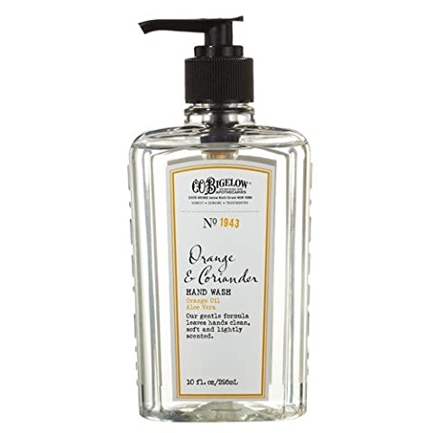 Bath & Body Works C.O. Bigelow No. 1943 Orange & Coriander Hand Wash 10 fl oz (Co Bigelow Hand Lotion)