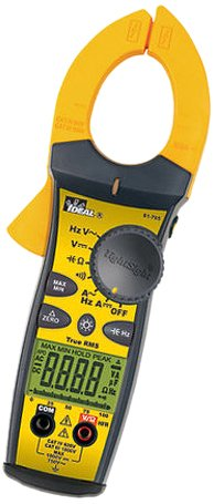 Ideal Industries 61-765 TightSight Series 760 True RMS Clamp-Meter