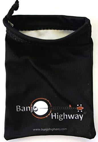 Banjo Highway Fifth String Banjo Capo - Bronze by Banjo Highway (Image #5)