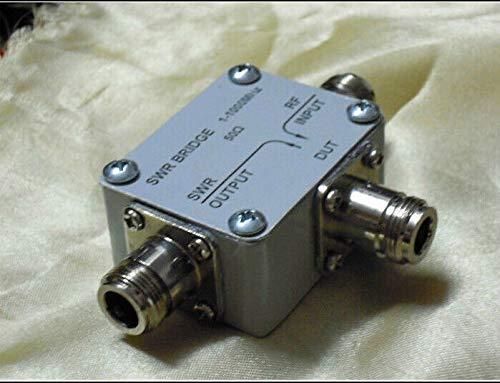 FidgetFidget Radio Cases Directional Bridge 1MHz-1000MHz 50Ω SWR Reflection VSWR Bridge Bridge RF