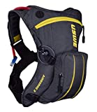USWE Airborne 3L Hydration Pack Yellow/Grey, One