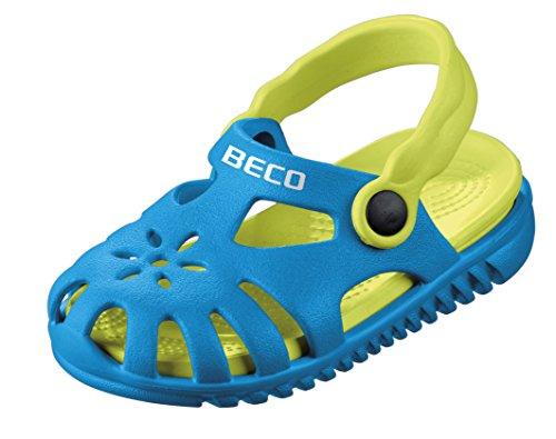 BECO EVA-Kindersandale Größe 24, blau