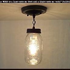 mason jar track lighting. mason jar ceiling light with chain u0026 new quart track lighting g