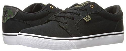 DC Men's Anvil Tx Sp Skateboarding Shoe, Camo, 12.5 D US