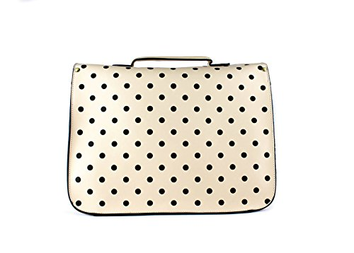 Foxlady Backpack With Polka Bags Dots Ivory Woman For UUqr1