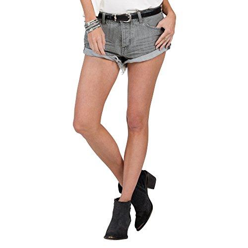Volcom Womens Stoned Short Rolled