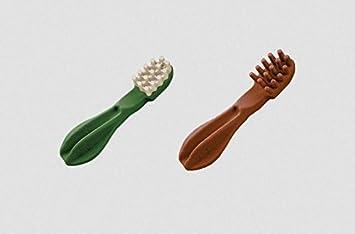 Dulce masticable para perros de cepillo de dientes Whimzees, grande, 15 cm, 6 unidades: Amazon.es: Productos para mascotas