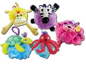 UPC 079625640212, EcoTools Razz Net Animal Sponge (Model May Vary)
