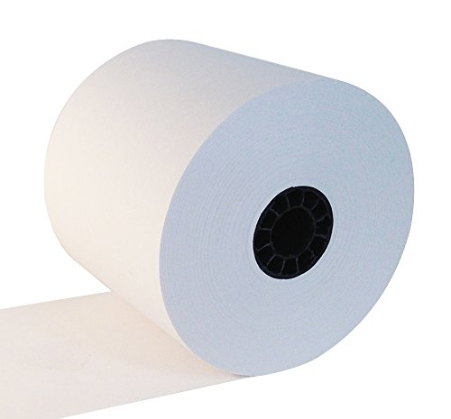 Nashua 7050s 2-1/4x150' POS Bond Receipt Roll, 100 per Case