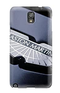 Tpu Hxy Shockproof Scratcheproof Aston Martin Logo Hard Case Cover For Galaxy Note 3