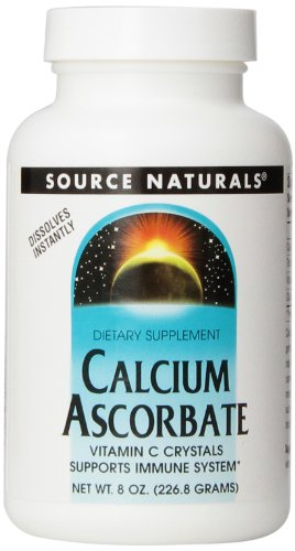 Source Naturals Ascorbate Crystals Supports product image