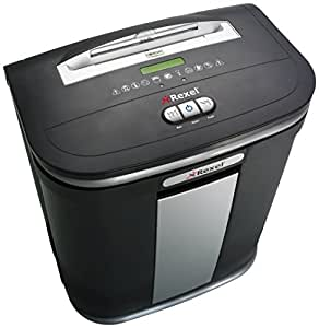 Rexel Destructora Mercury RSS2030 de corte en tiras - Triturador de papel (Strip shredding, 220 hojas, 21 hojas, 30 L, 13,5 kg, 420 x 320 x 570 mm)