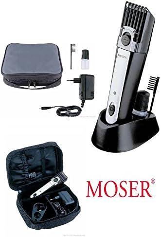Moser barba de corte máquina, 2 - 24 mm, de metal juego de ...