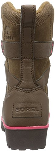 261 Afterglow Sorel Umber Neige Mixte Meadow Bottes Enfant de Marron 8qxU8z