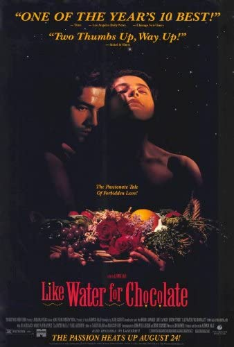 Amazon.com: Movie Posters Like Water for Chocolate - 27 x 40 ...