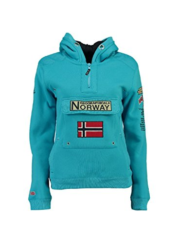 Turquoise Enfant Gymclass Norway Sweat Geographical qaxwH4RR