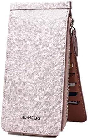 【SanDoll】amazonから最速発送 カードウォレット カードケース カード入れ カード収納 財布メンズ 財布レディース 大容量 三つ折り 長財布 安心の1年保証
