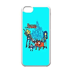 DIY Printed Adventure Time cover case For iPhone 5C BM7500193