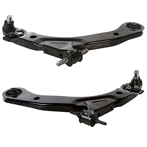 Prime Choice Auto Parts CAK609-610 Pair of Front Lower Control Arms with Ball Joints