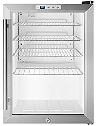 Summit SCR312LBICSS Countertop Beverage Refrigeration, Glass/Stainless-Steel