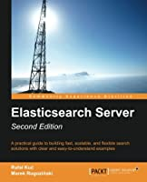 ElasticSearch Server, 2nd Edition Front Cover