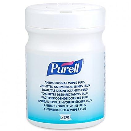 PURELL TFX Canister soporte con antibacteriano toallitas, color blanco