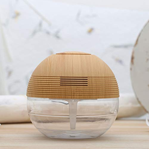UROMA Water Based Air Revitalizer Purifier Odor Remover Humidifier Aromatherapy Air Cleaner (Honey)