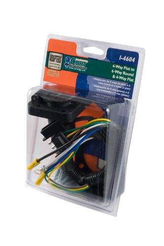 Curt Manufacturing 57604 Towing Wiring