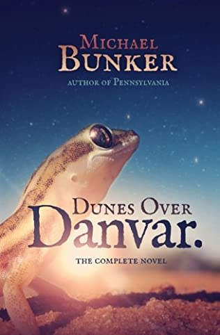 book cover of Dunes Over Danvar