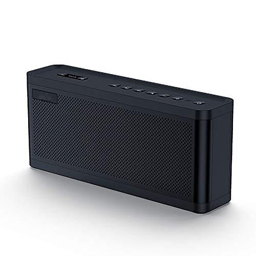 QLPP Wireless Bluetooth Speaker with 25W Adjustable Bass HD Sound CSR aptX handsfree Call 6700mAh Lithium Battery up to15Hrs Battery Life for Notebook Laptop PC Desktop Tablet