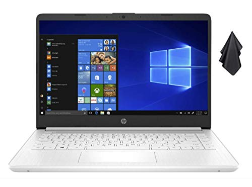2021 Newest HP Stream 14-inch HD Non-Touch Laptop, Intel 2-Core N4020 up to 2.8 GHz, 4 GB RAM, 64 GB eMMC, WiFi, Webcam…