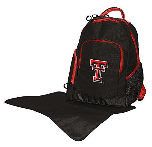 Collection Diaper Backpack, Texas Tech (Texas Tech Player)
