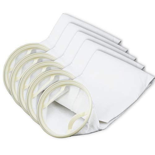 (Membrane Solutions Polyester Needled Felt Liquid Filter Sock Bag 7